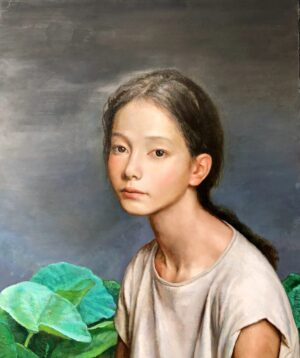 """Xinjian Du 021 20x24"""""""